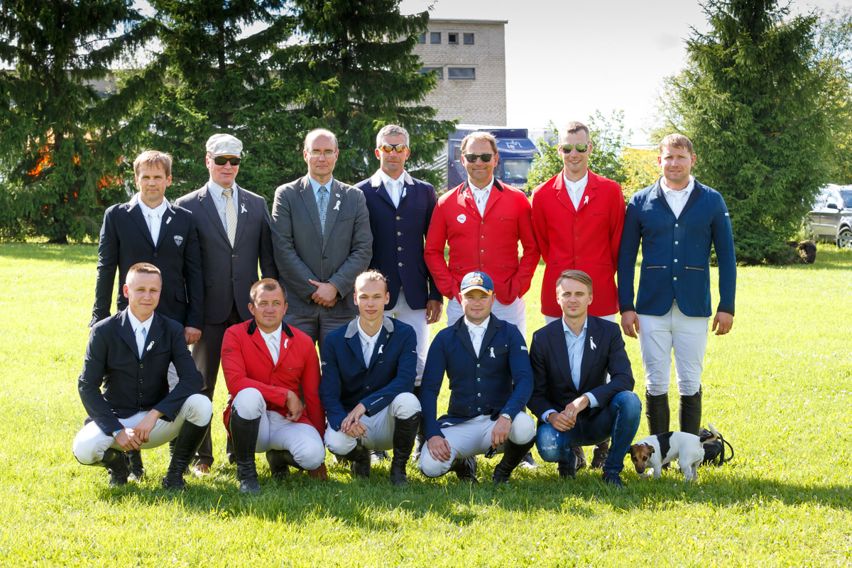 Cavalor Baltic Summer Cup, 14.07.2016  Foto: Külli Tedre