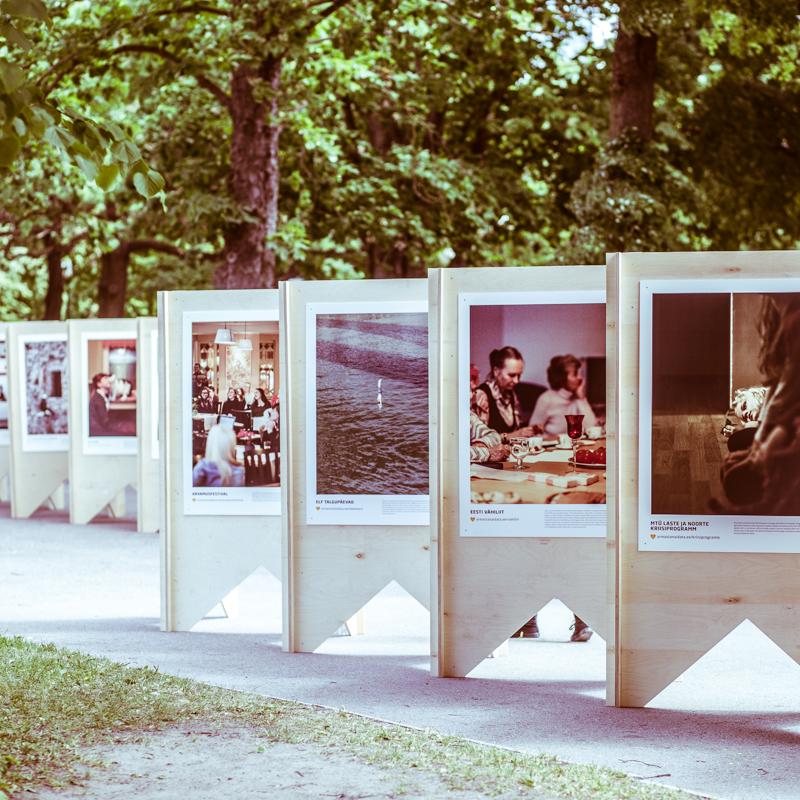 PÄRNUS JA KÄRDLAS! Vabaõhufotonäitus avab abistajate igapäevaelu