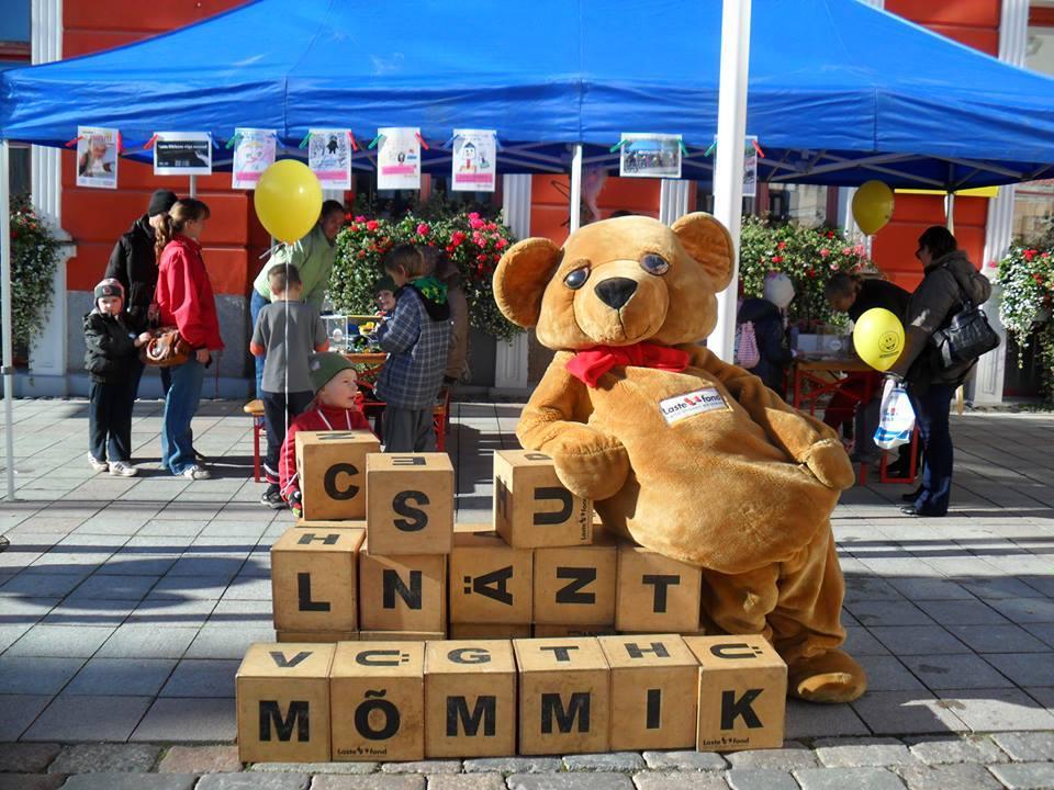 ILUS TEGU! Konsultatsioonifirma annetas Lastefondile 1000 eurot