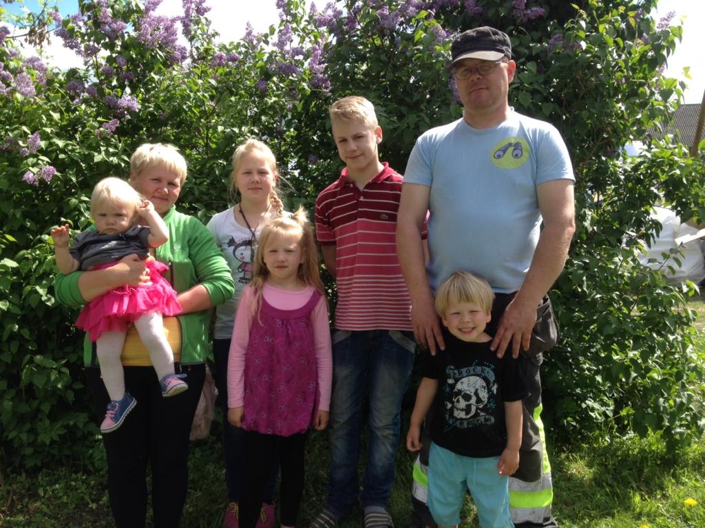 KODUTUNNE! Seitsmelapselisele perele kingitakse paremad elutingimused