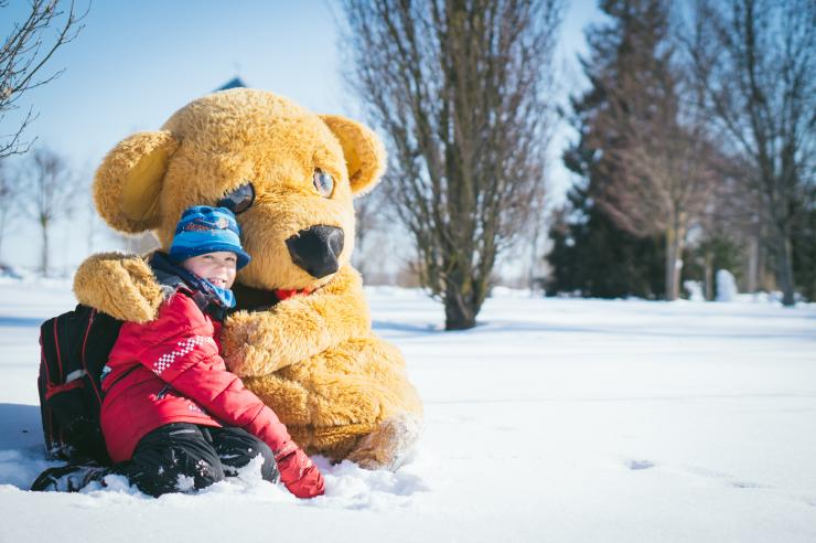 LASTEFOND! Advendiajal rõõmustab Lastefondi Mõmmik lapsi Antoniuse õue jõuluvana kodus