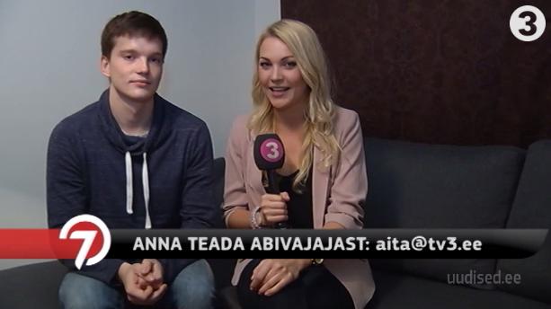 """VIDEO! TV3 heategevusaade """"Inglite aeg"""" muutis mõlemad vanemad kaotanud koolipoiss Risto elu täielikult"""