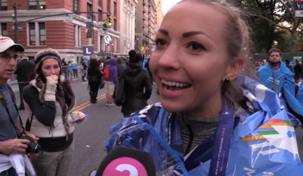 Video! Kertu Jukkum jooksis heategevuse nimel maailma ühel suurimal maratonil New Yorkis