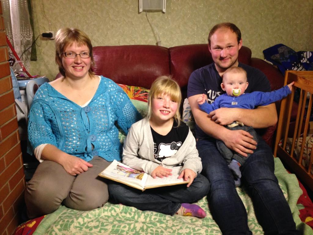Kodutunne aitab! Isata kasvanud Margo tahab oma lastele kindla kodu tagada