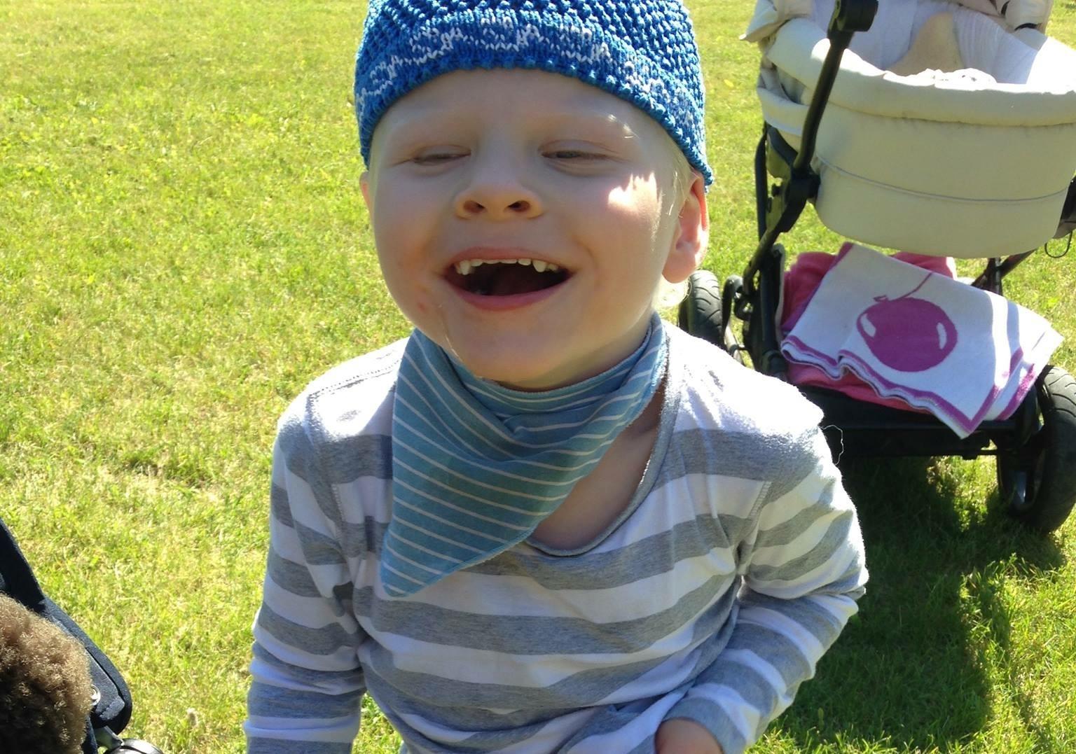 Lastefond katab Angelmani sündroomiga 5-aastase Markuse tegevusteraapia kulud