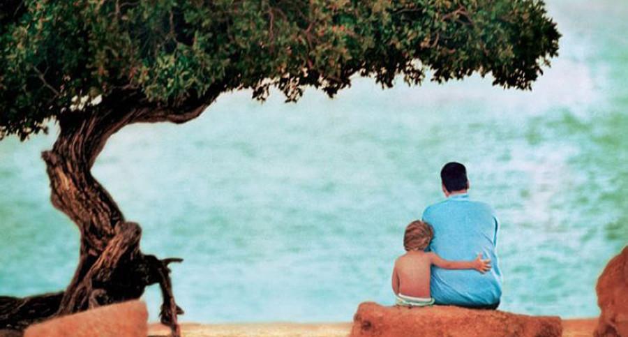 Isata kasvavad lapsed kohtuvad oma jõulupeol neid toetanud näitleja Raivo E. Tammega