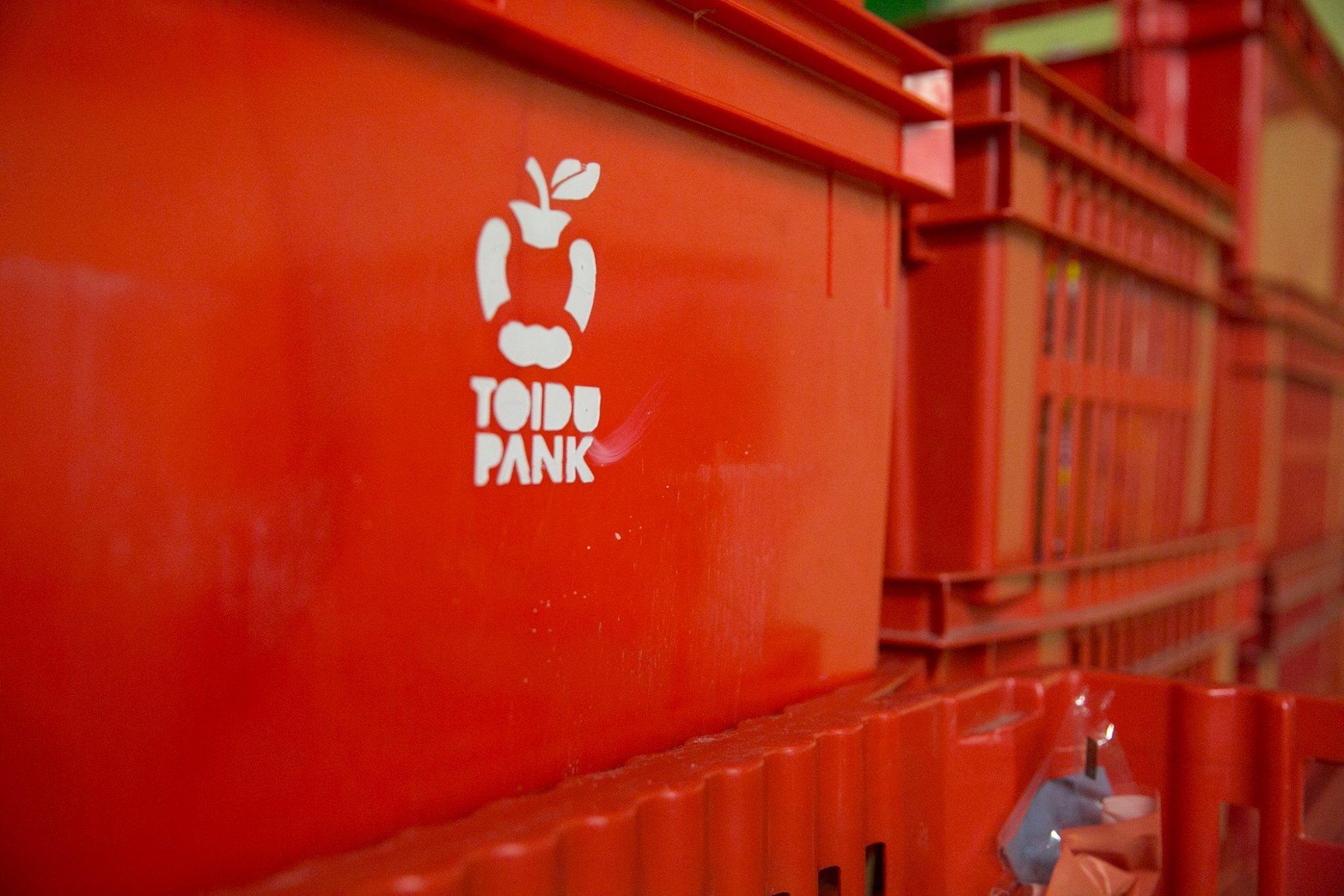 GoodNews kiidab! Toidupanga toidukogumispäevadel koguti üle 40 000 kg toidukaupa