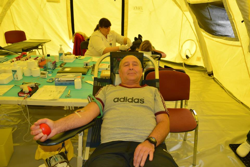 Eriti oodatud on 0 negatiivse ning A positiivse ja negatiivse veregrupi omanikud! Verekeskus kutsub Rakvere inimesi taas doonoripäevale