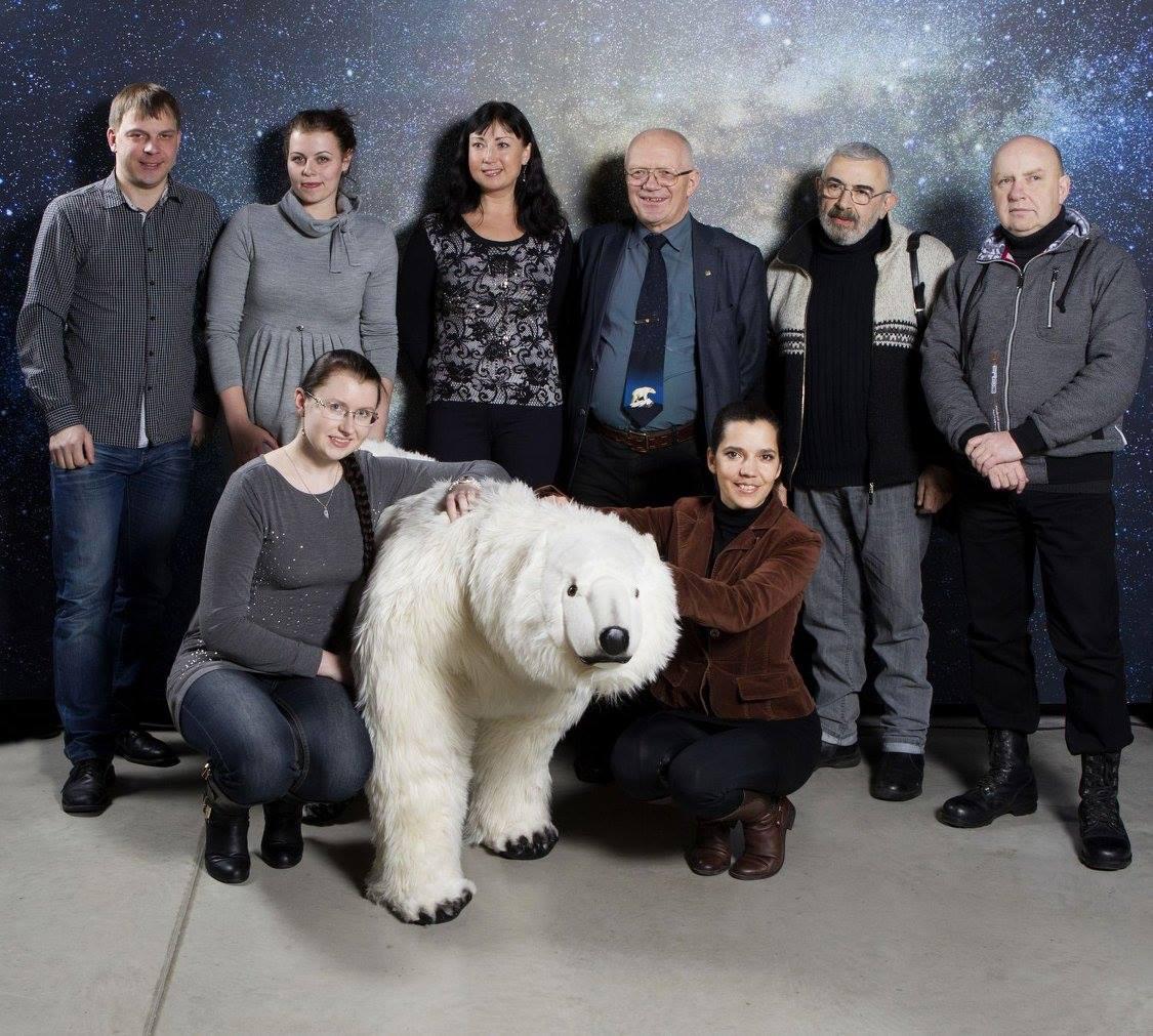 Jääkaru uus kodu