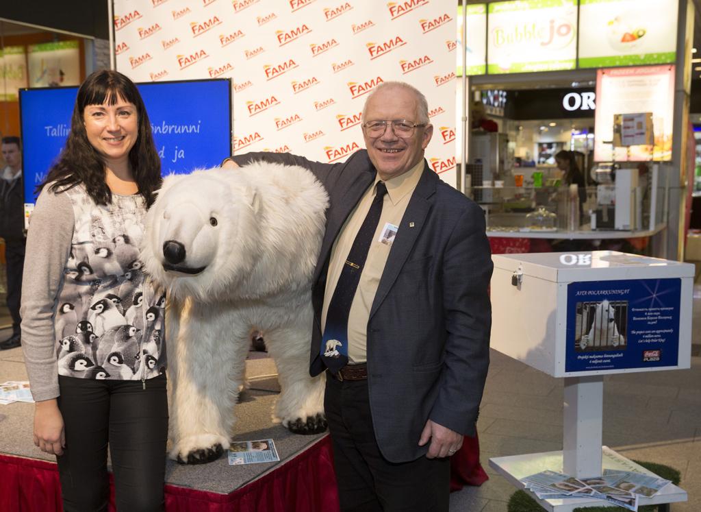Tunnustus kõikidele Eestimaa headele inimestele! Tallinna loomaaia jääkarude polaariumi ehitus on alanud