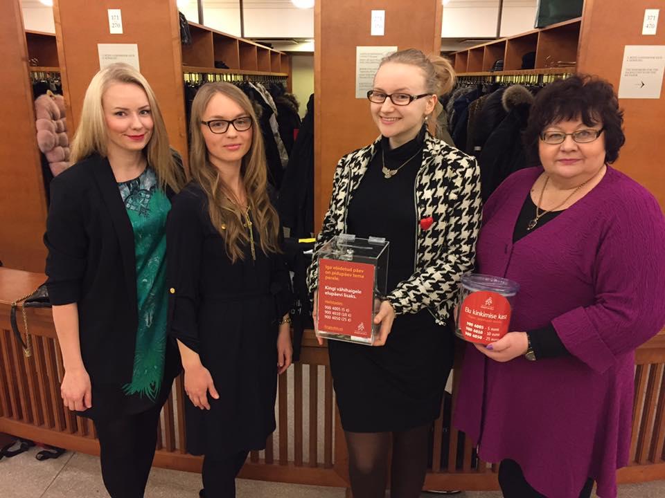Üleskutse toetama! Vähiravifond kogub sel kuul annetusi Rahvusooperis Estonia