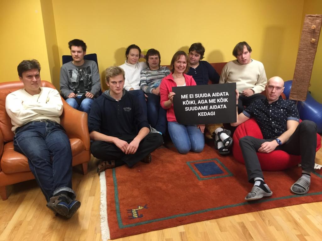 """Telesaade """"Aitäh elule"""" kogus heade inimeste abiga Autistika keskusele ligi 5000 eurot"""