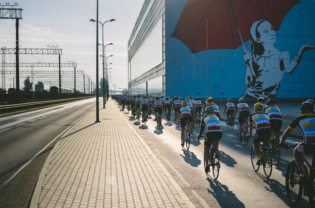 Gran Fondo rattasõiduga koguti raskelt haigele poisile 800 eurot
