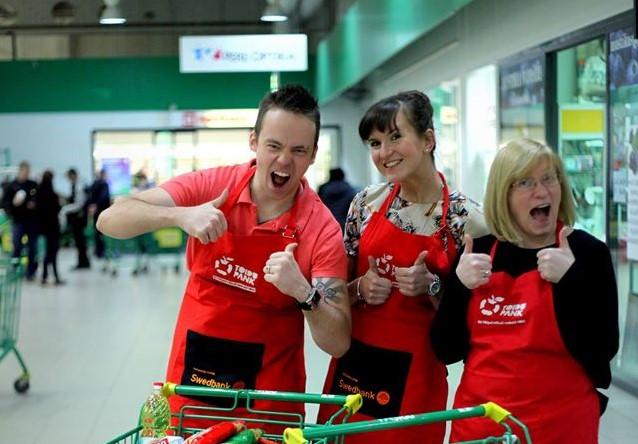 Toidupangad üle Eesti kutsuvad vabatahtlikke appi toidukogumispäevi läbi viima