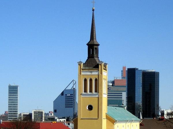 Paljude annetajate abiga! Tallinna Jaani kirik sai 150. sünnipäevaks kellamängu