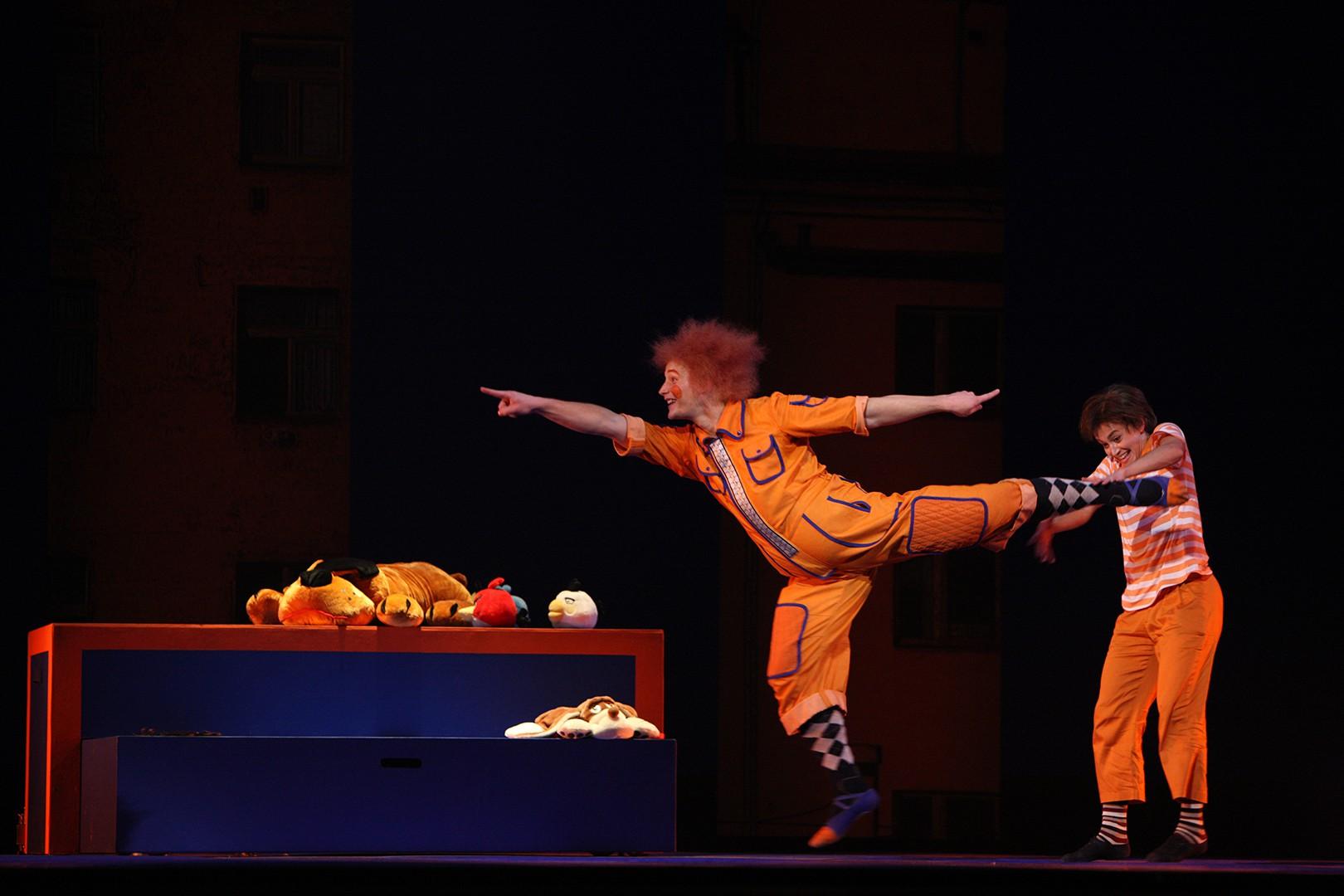 Heategevusfond viib 500 last balletti vaatama