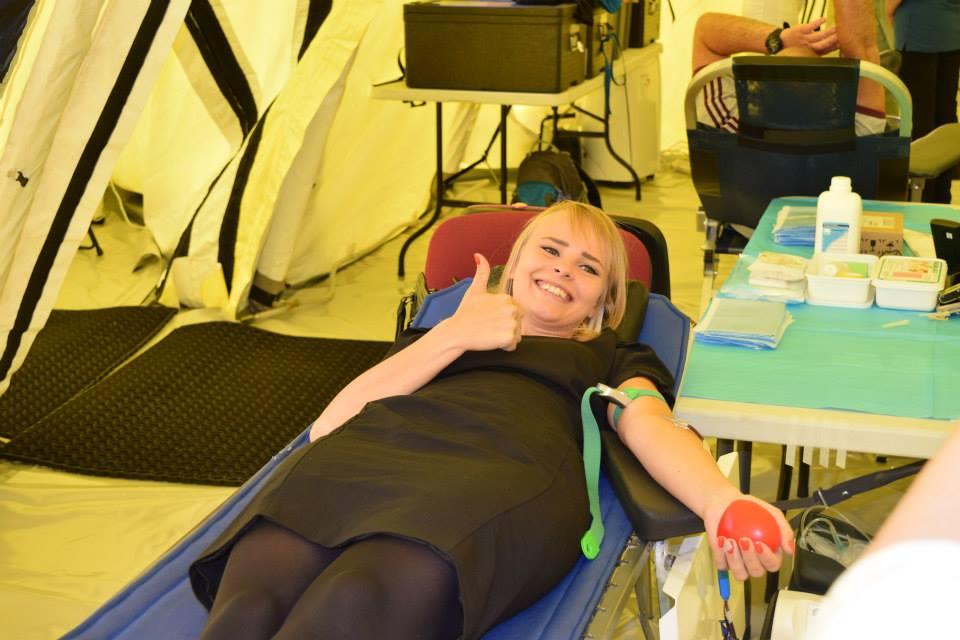 Verekeskus ootab läänlasi hingedekuul doonorina head tegema