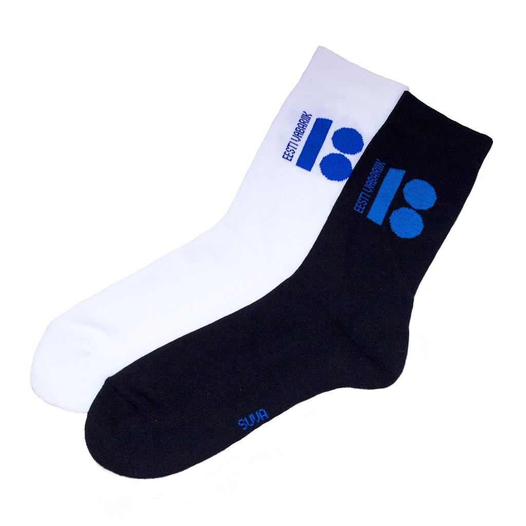 GoodNews kiidab! Sokivabrik kingib EV100 kujundusega sokkidega Eestile tervemad lapsed