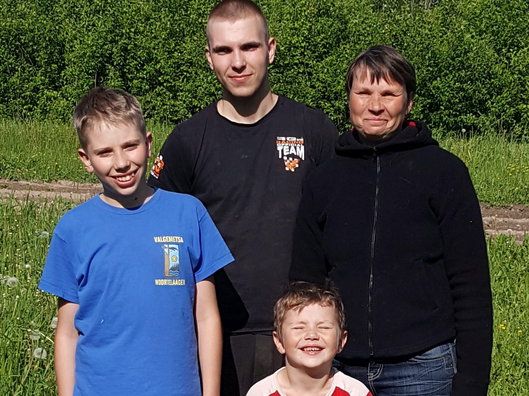 """VIDEO! """"Kodutunne"""" aitab pere, kelle elu muutus tundmatuseni pärast üht saatuslikku õnnetust"""