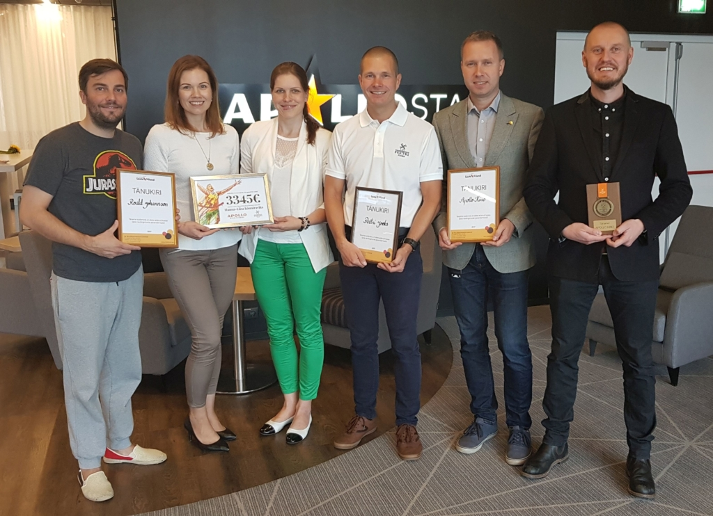 Peetri Jooksul osalejad toetasid liikumispuudega Hanna-Liisa taastusravi 3345 euroga
