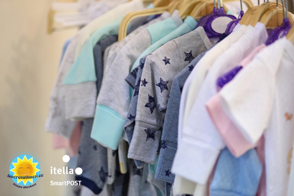 Heategevuseks saadetud riided jõuavad Saaremaa abivajajatele
