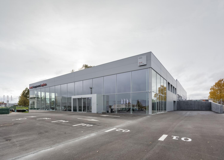Aasta Auto annetab uue müügisalongi avamise puhul Lastefondile 10 000 eurot