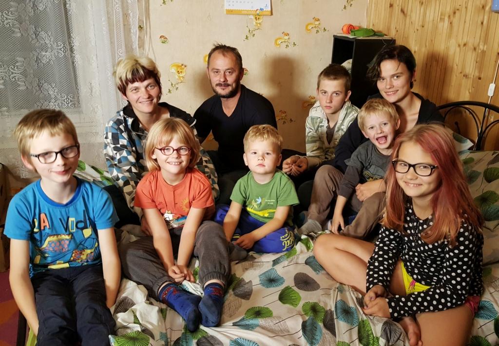 """""""Kodutunne"""" läheb appi 10-lapselisele perekonnale"""