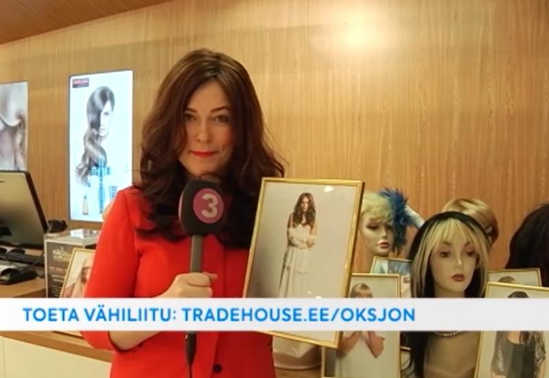 VÄHIHAIGETE HEAKS! Näosaate osalejaid kaunistanud Tradehouse'i parukad ootavad uusi omanikke