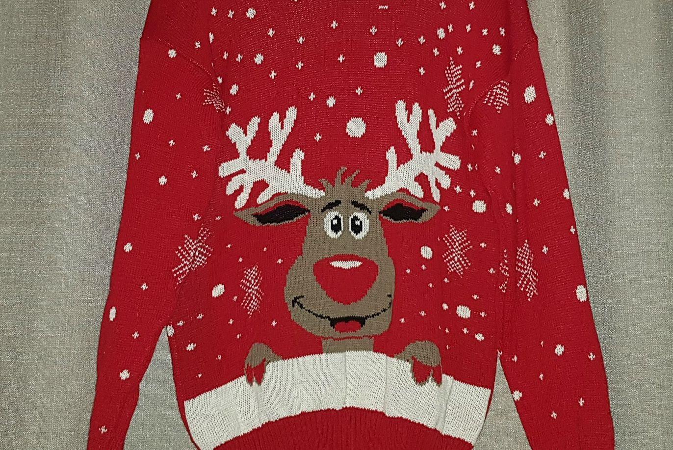 NII VAHVA VÄRK! 15. detsembril toimub heategevuslik jõulukampsuni päev