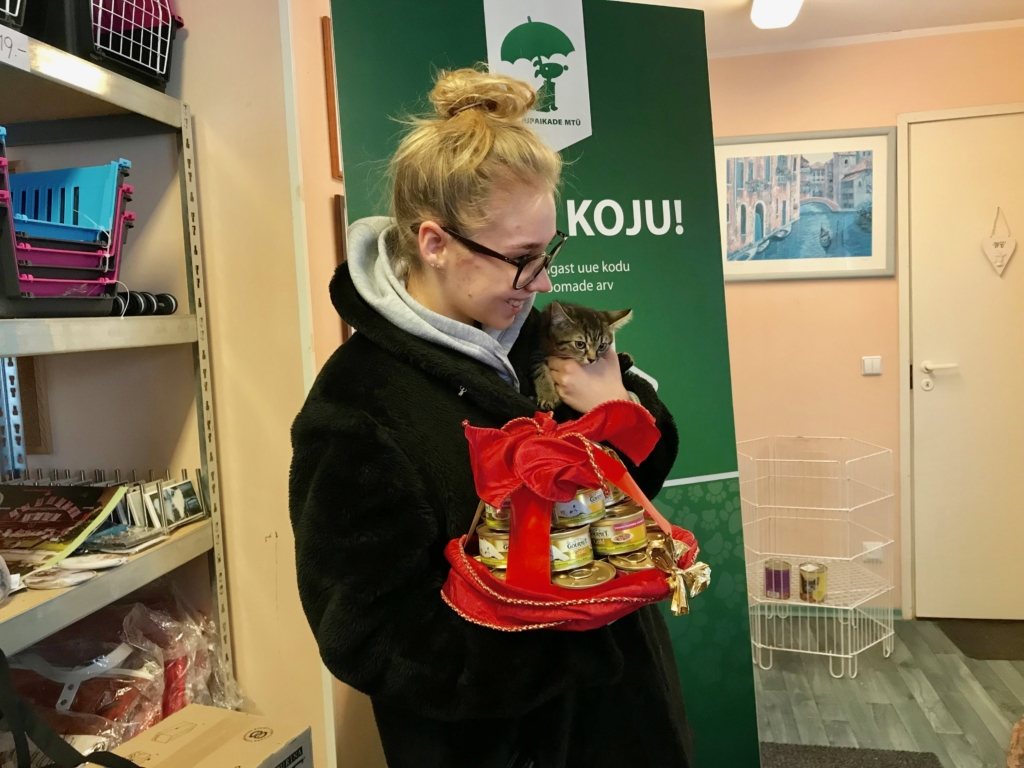 Hea uudis! 10 000 looma on leidnud varjupaikadest uue kodu