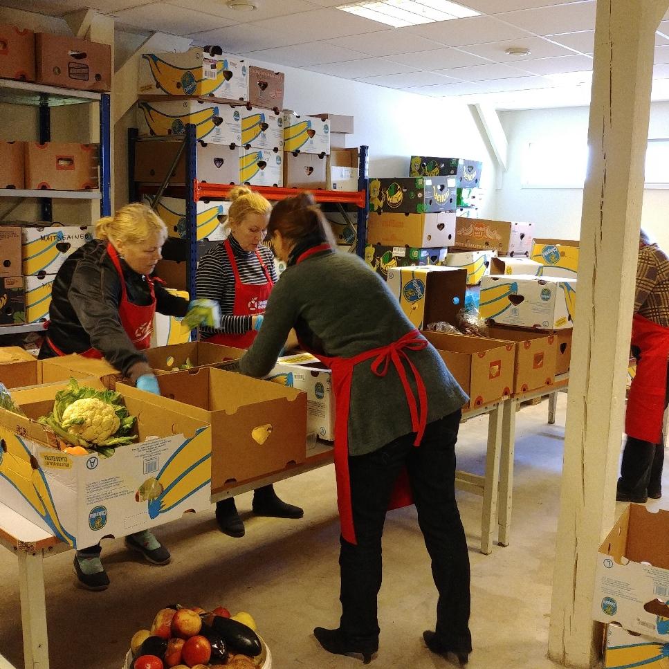 Toidupangast saab abi üle 2600 tallinlase