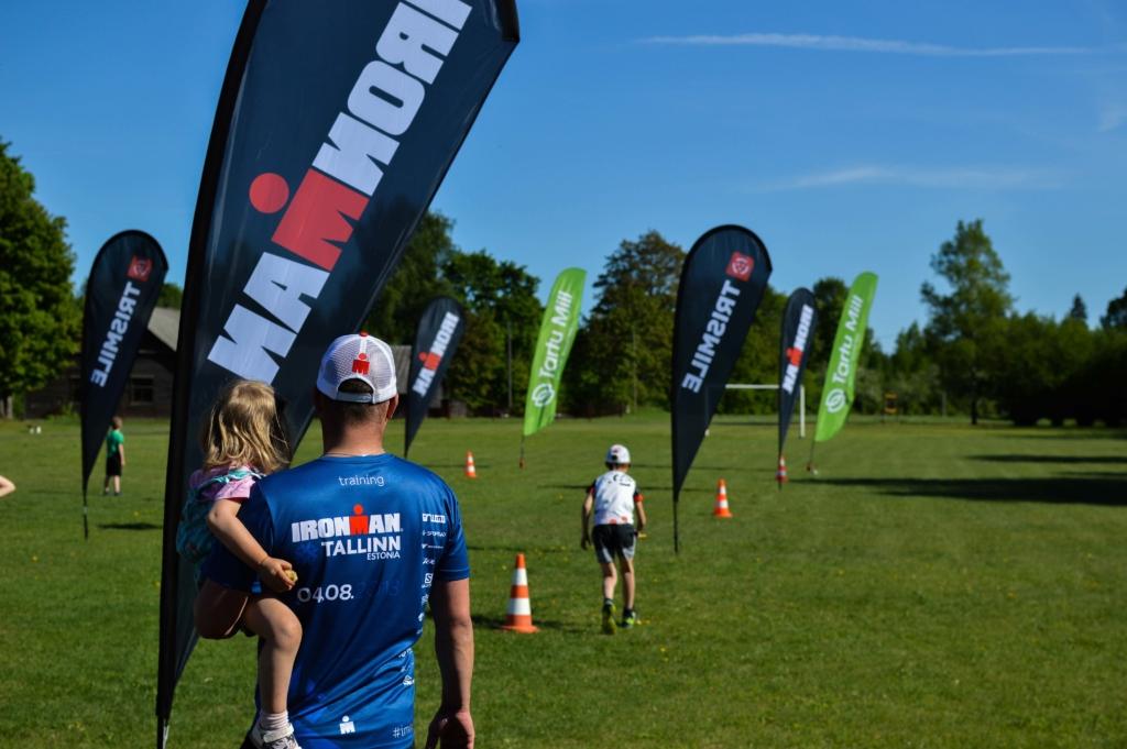 Ironman sarja triatlonide eelõhtul toimuvad heategevusjooksud toetavad asenduskodudes elavaid lapsi