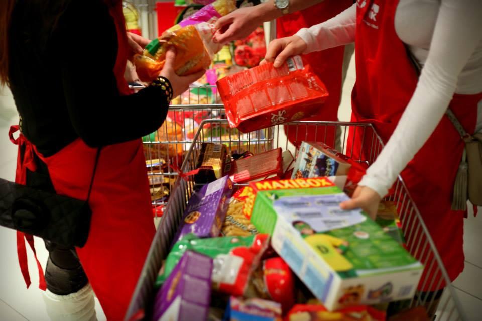 Täna algavad Toidupanga toidukogumispäevad poodides üle Eesti