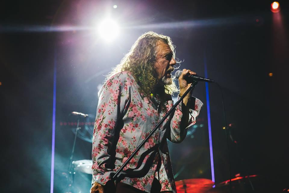 Robert Plant annetab uue singli tulu heategevuseks