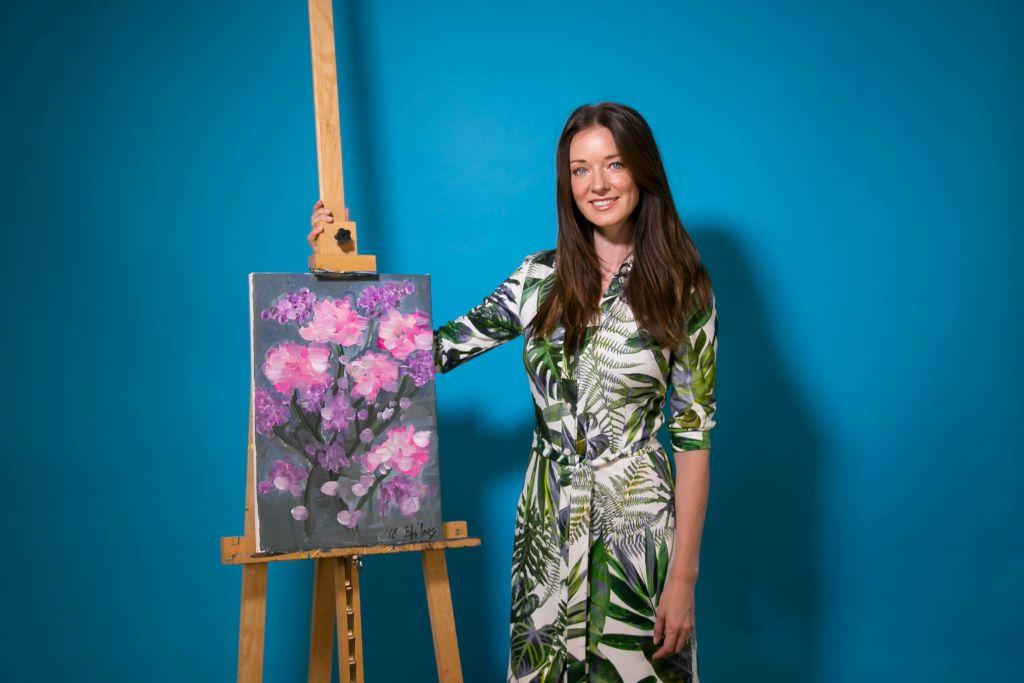 VIDEO! Vaata, milliseid häid soove ja mõtteid maalisid Kaja Kallas, Eda-Ines Etti ja Raivo E. Tamm heategevuseks
