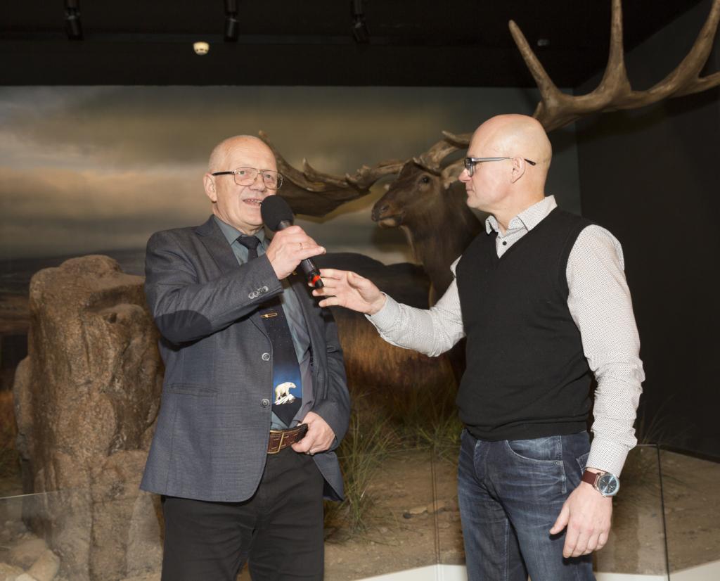 Mati Kaal ja Toomas Klaarman Fotograaf Kalev Lilleorg