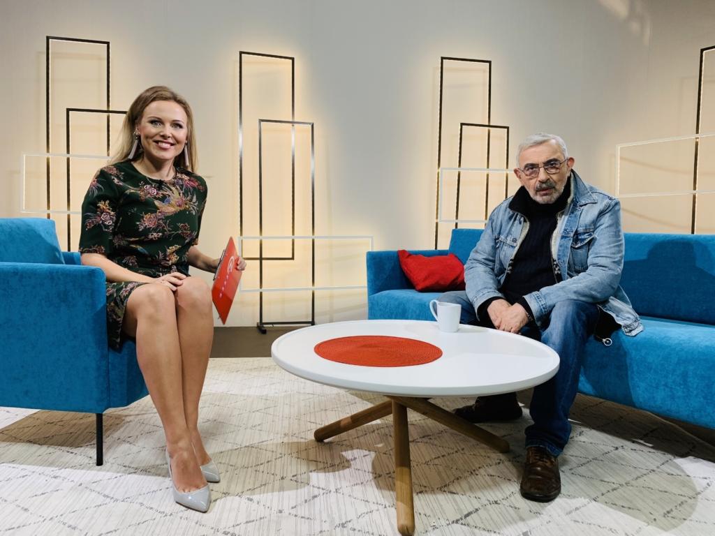 Kadri Pikhof ja Aleksei Turovski TV3 25.10.18