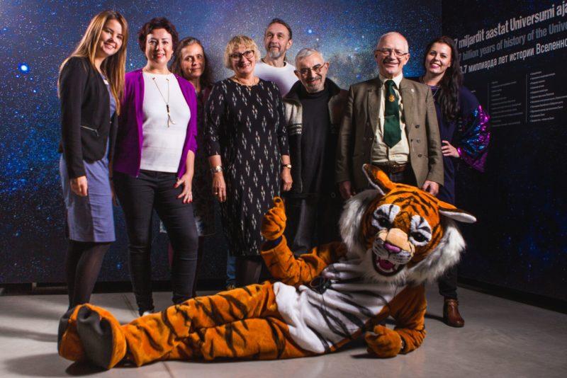 GALERII! Tiigripäev Jääaja Keskuses panustas Tiigriorgu