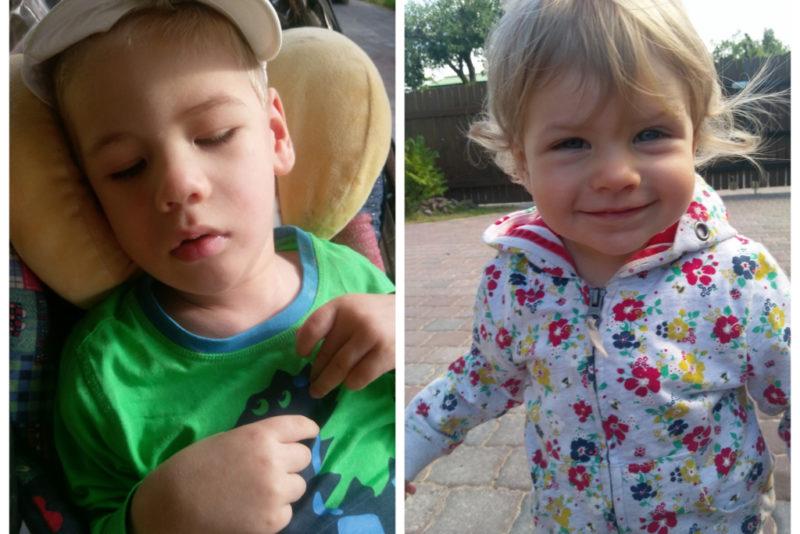 Tallinna Lastehaigla Toetusfond kogub toetusi ühe pere kahe väikelapse üliharuldase geenihaiguse raviks