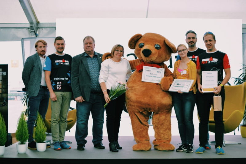 Lastefond sai 10 000-eurose annetuse asenduskodude laste toetuseks