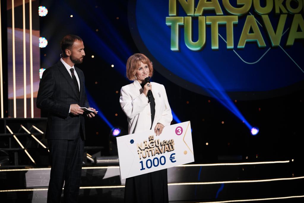 Hea saade! Saara Kadak annetas 1000 eurot Eesti Laste ja Noorte Diabeediühingule
