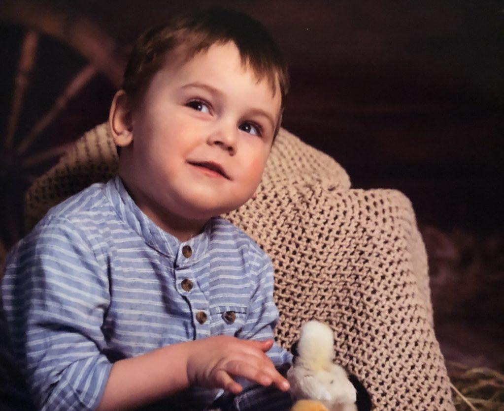VIDEO! INGLITE AEG! Väike Johannes on südamest õnnelik ja tänab inimesi annetuste eest!