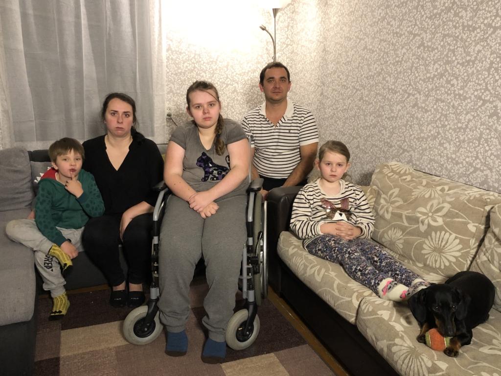 """VIDEO! """"Inglite aeg""""! Täidame lihashaigusega 12-aastase Krislini unistused enne, kui kuri haigus ta voodisse aheldab"""
