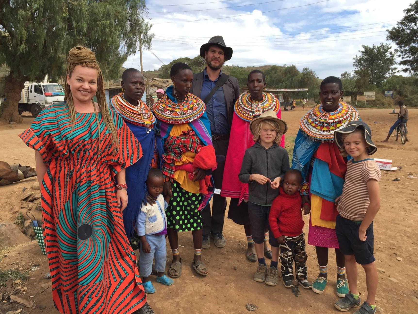 Meie aasta Afrikas Sumburu hõim