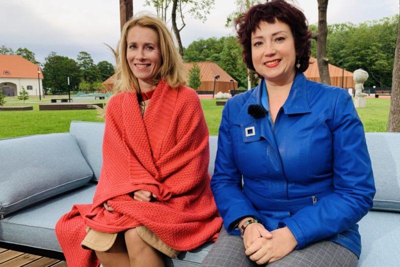 TV3 VIDEO! Kaja Kallas ja Veronika Padar Tiigriorust: toome tiiger Pootsmani üheskoos koju tagasi