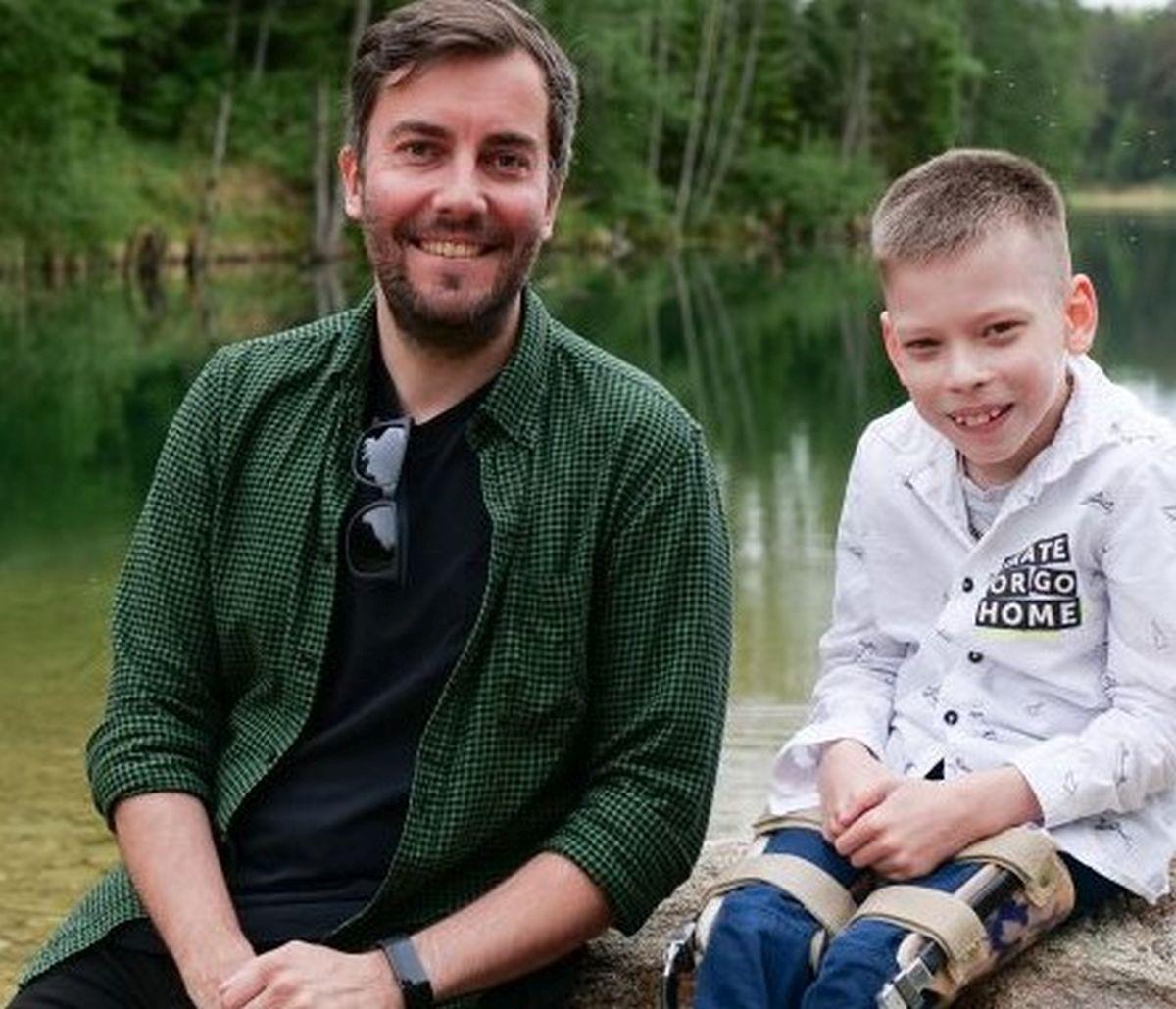 KEVIN KÕNDIMA I Aitame 11-aastase liikumispuudega Kevini iseseisvalt kõndima