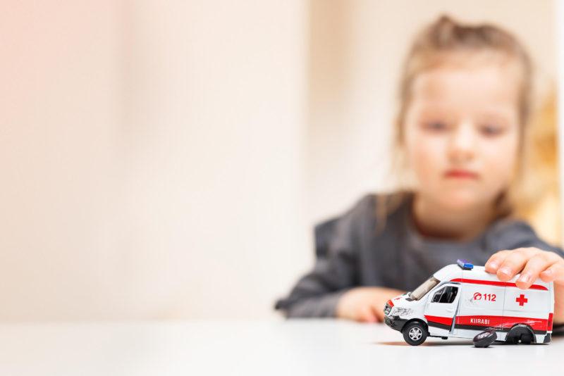 """Tallinna Lastehaigla Toetusfondil on käimas heategevuskampaania """"Reanimobiilita on elu võimatu"""""""