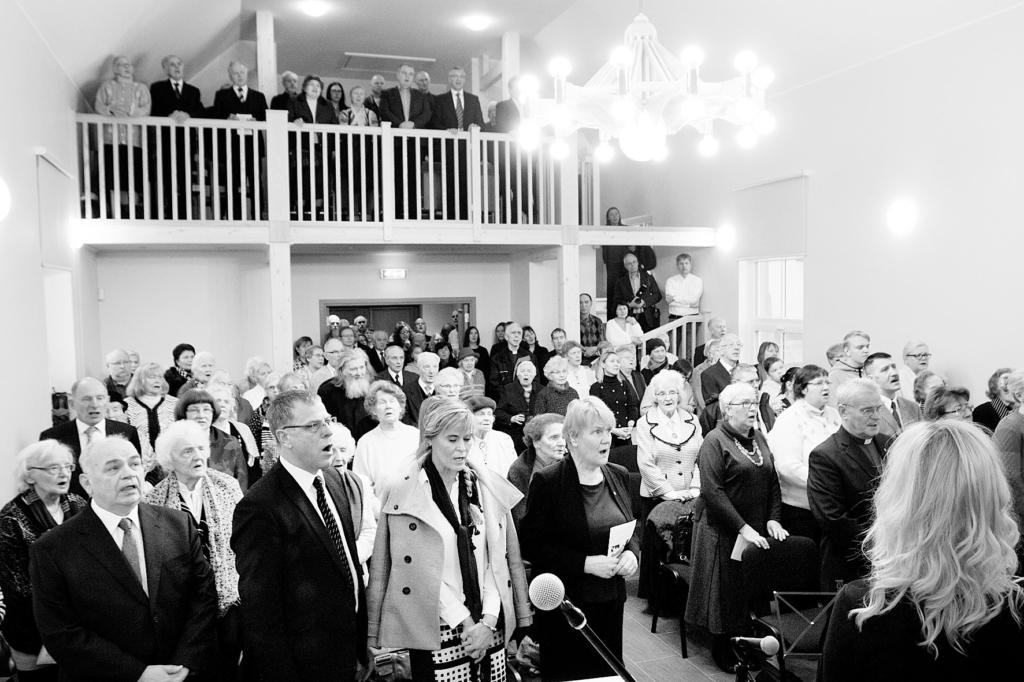 HEA TEGU I Pirita toetab Mähe kiriku helisüsteemi soetamist 2700 euroga