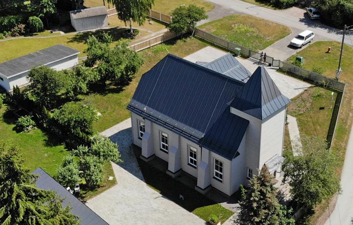 KIRIK ON PALJU ENAMAT KUI LIHTSALT HOONE I Pirita linnaosa valitsus toetab Mähe kiriku helitehnika soetamist