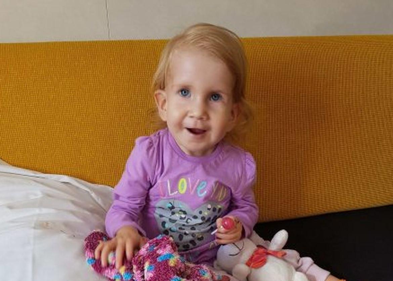 AITÄH HEADELE ANNETAJATELE! Raske südamepuudulikkusega 1,5 aastane Lenna saab ravimi annuse määramiseks vajaliku aparaadi